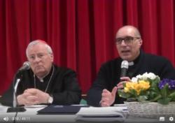 Meditazione del Card Bassetti al ritiro dei catechisti