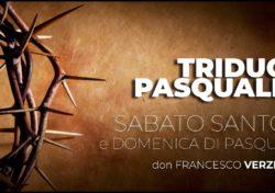 Sabato Santo: Ciclo di catechesi sul Triduo Pasquale