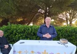 """Ciclo di catechesi liturgica. """"Lo Spirito Santo nella Storia della Salvezza, nei Sacramenti e nella vita cristiana"""". Primo video"""